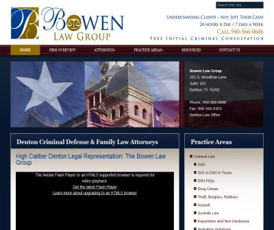 Bowen Law Group