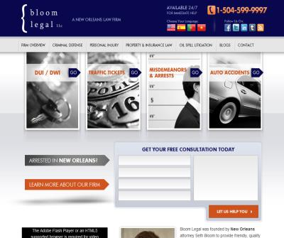 New Orleans DWI Lawyer