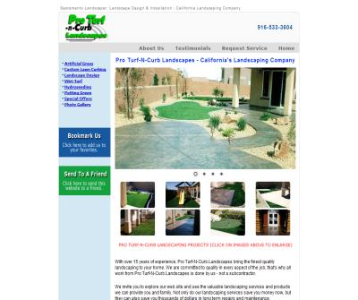 Las Vegas Pro Turf and Curb Landscaping