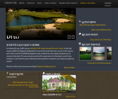 Top Nationally Ranked Golf Course Community!