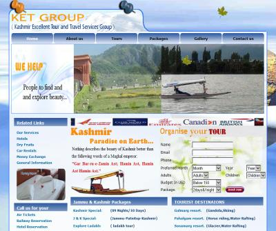 Kashmir Package Tours