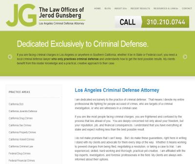 Los Angeles Criminal Lawyers