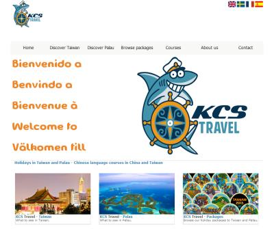 KCS TRAVEL  - China travel, Taiwan travel, learn Chinese, find manufacturers and suppliers in China