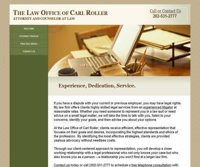 The Law Office of Carl Roller