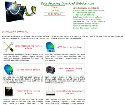 data recovery software download