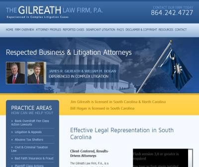 The Gilreath Law Firm, P.A.