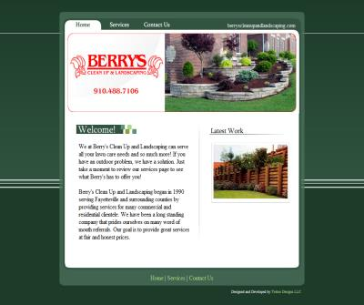Berry's Cleanup and Landscaping