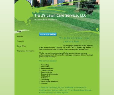Licensed and Insured Lawn Care Service