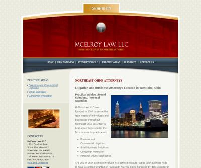 McElroy Law, LLC