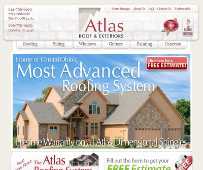 Atlas Roof and Exteriors