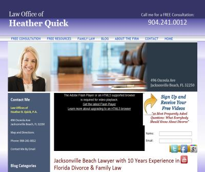 Law Offices of Heather B. Quick, P.A.