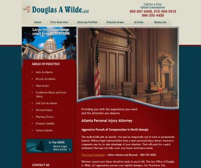 Law Office of Douglas A Wilde, LLC