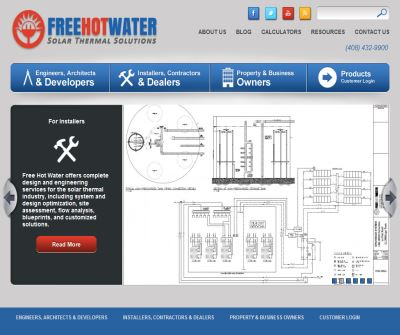 Free Hot Water