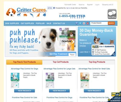 CritterCures – Premium Animal Medications at Discount Prices