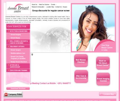 Chennai Breast Centre