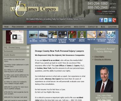 Law Offices of James J. Cupero