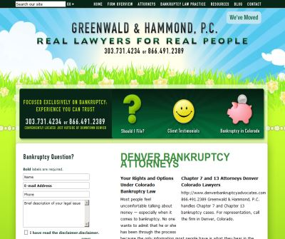 Greenwald & Hammond, P.C.