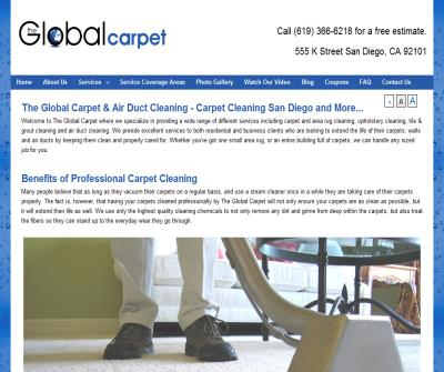 San Diego Carpet & Air Duct cleaning