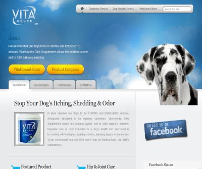 Dog Nutrition Products - Dog Supplements - Dog Health & Nutrition