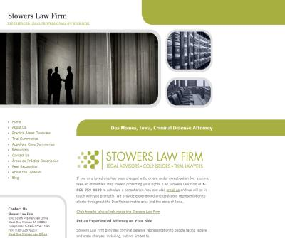 Stowers Law Firm