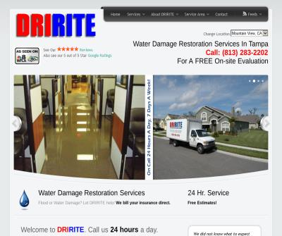 Water Damage Tampa