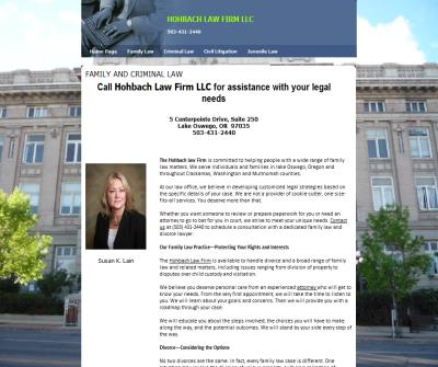 Hohbach Law Firm, LLC