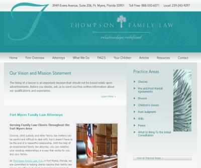 Thompson Family Law, P.A.