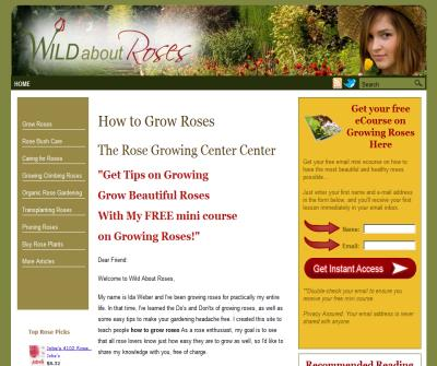 Wild About Roses | Tips toGrow Roses