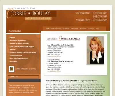 Law Offices of Corrie A. Boulay, LLC