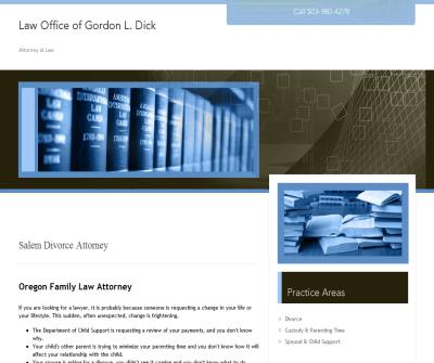 Law Office of Gordon L. Dick