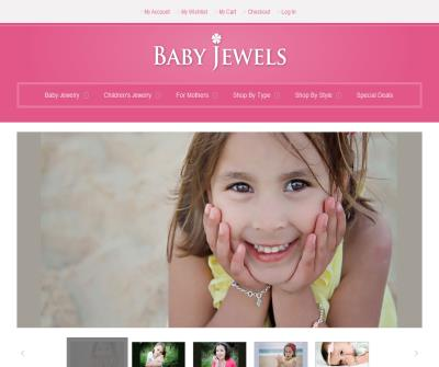 Baby and Children's Jewellery