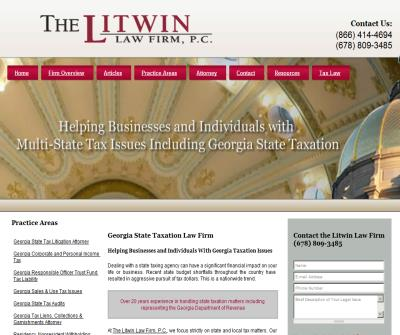 The Litwin Law Firm, P.C.