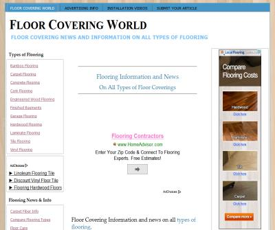 Floor Covering World
