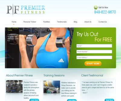 Personal Training, Fitness Training