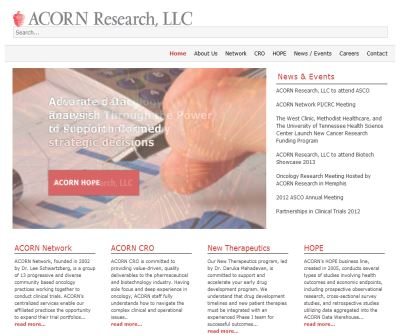 ACORN Research, LLC