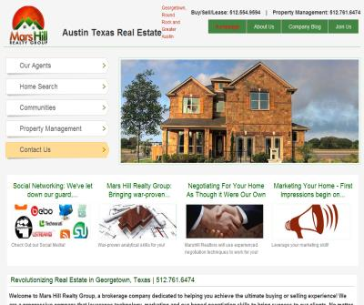 Georgetown Texas Real Estate