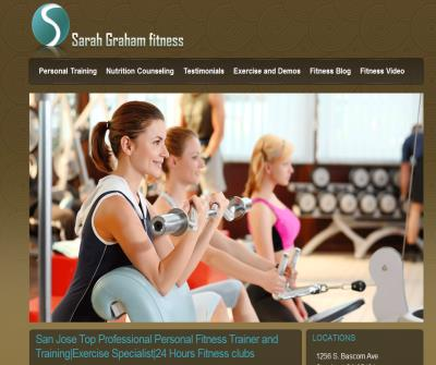 San Jose Top Professional Personal Fitness Training and Trainer