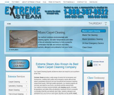 Best Miami Carpet Cleaning