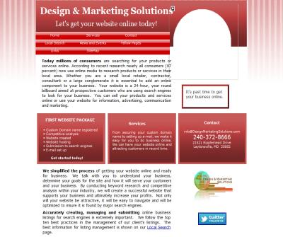 Design & Marketing Solutions LLC