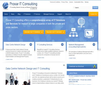 Proxar IT Consulting