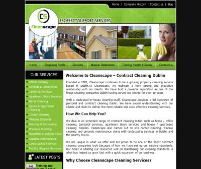 Cleaning Company Dublin
