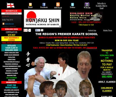 Konjaku Shin National School of Karate