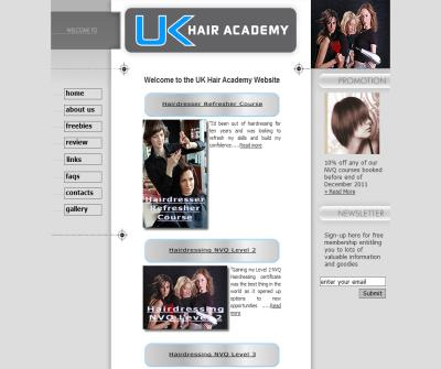 UK Hair Academy - training courses for beginners to advanced