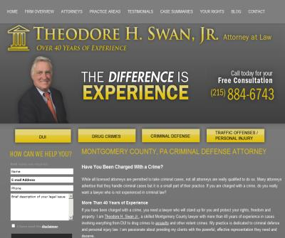 Theodore H. Swan, Jr., Attorney at Law