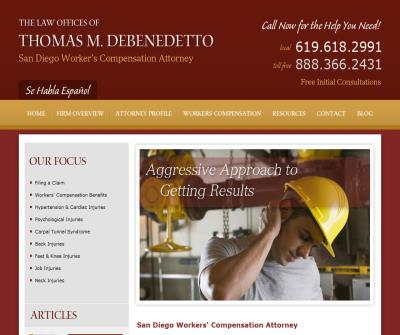 Law Office of Thomas M. DeBenedetto