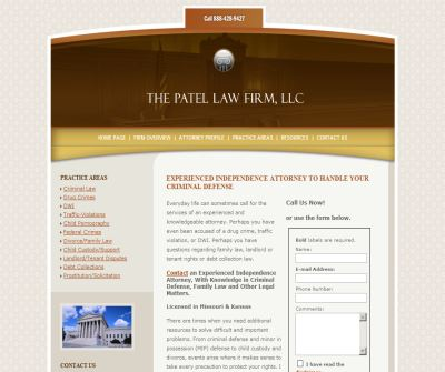 The Patel Law Firm, LLC