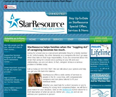 StarResource Home Care and Staffing