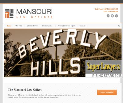 Mansouri Law Offices