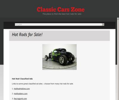 Antique Cars for Sale