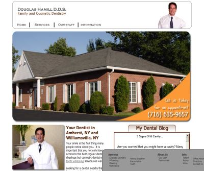 Douglas Hamill DDS Family and Cosmetic Dentistry